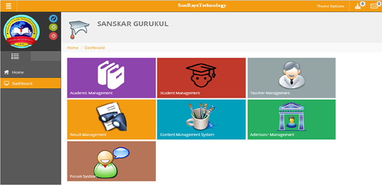 A student information system that's in a class of its own.